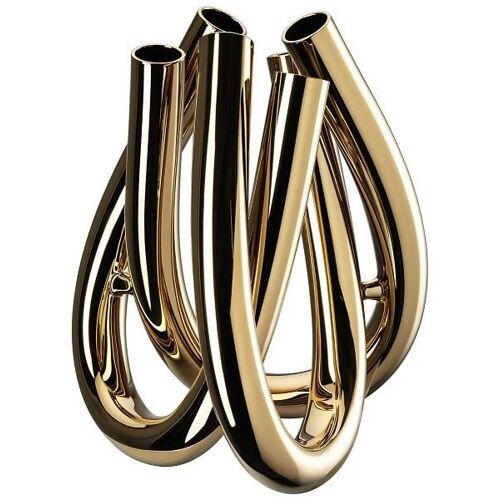 Rosenthal Vasen Triu Gold Vase 22cm (gold)