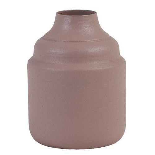 Light & Living Vasen SIGA Vase Rosa matt 11 cm (rosa)