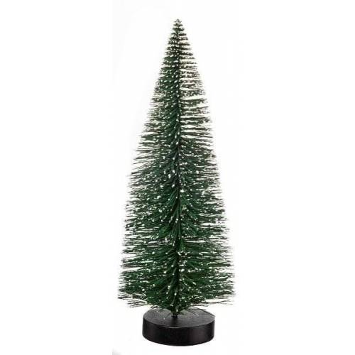 ASA Kunstpflanzen & -blumen Xmas Deko Tannenbaum grün 25 cm (grün)