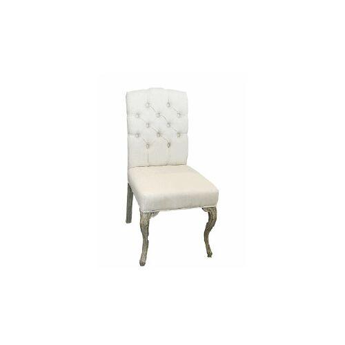 MIGANI Stühle & Bänke Stuhl 101 cm (SED019) (weiss)