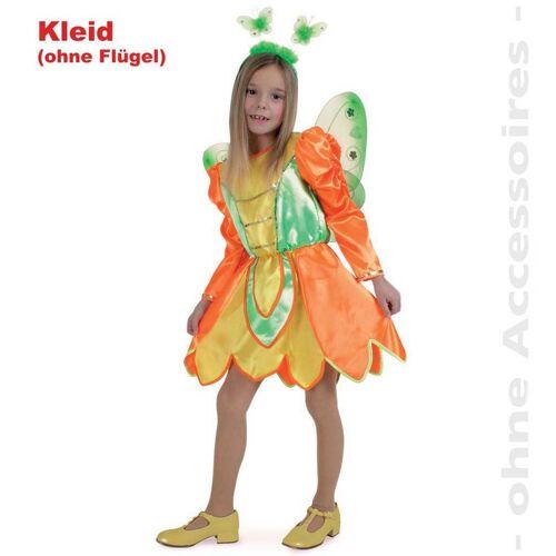 Gurimo-tex Kostüme für Kinder Kinder - Kostüm Schmetterling Gr. 116 (