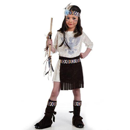 Limit Kostüme für Kinder Kostüm Indianerin 7-9 Jahre T.4
