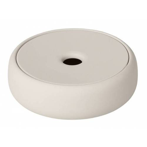 Blomus Aufbewahren SONO Moonbeam Aufbewahrungsdose 12 cm (beige)