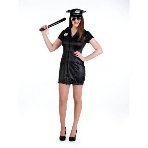 Limit Berufe Damen-Kostüm Polizistin Kleid M (MA889) NEU