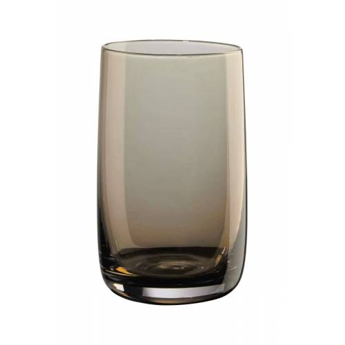 ASA Longdrinkgläser Longdrinkglas amber 0,4 l (amber)