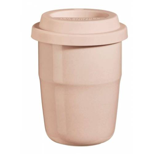 ASA THERMO cup & go Thermobecher rose Deckel rose 0,2 l