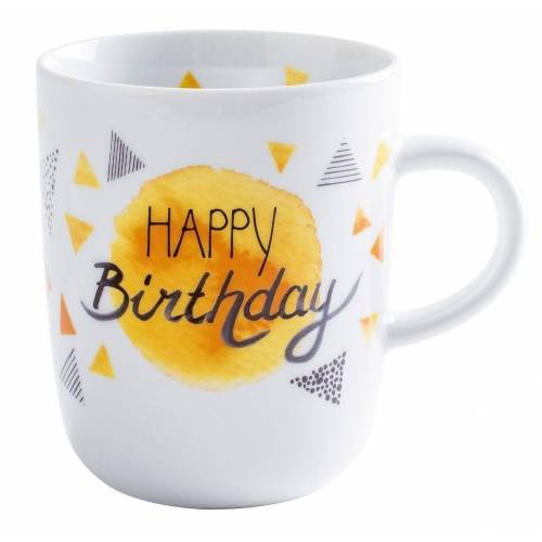 KAHLA Happy Cups Happy Cups Happy Birthday Becher 0,35 l