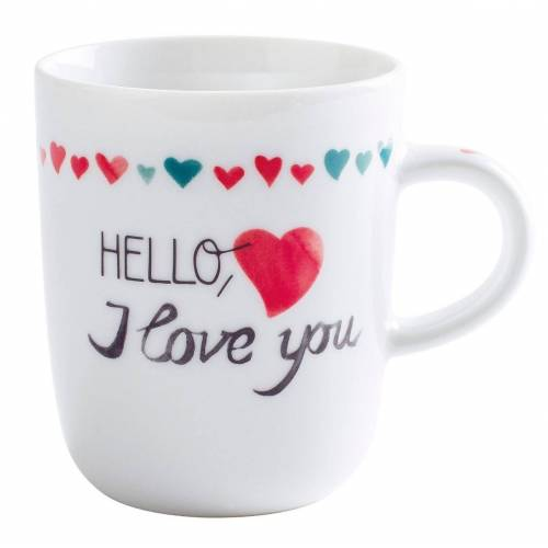 KAHLA Happy Cups Happy Cups I Love You Becher 0,35 l