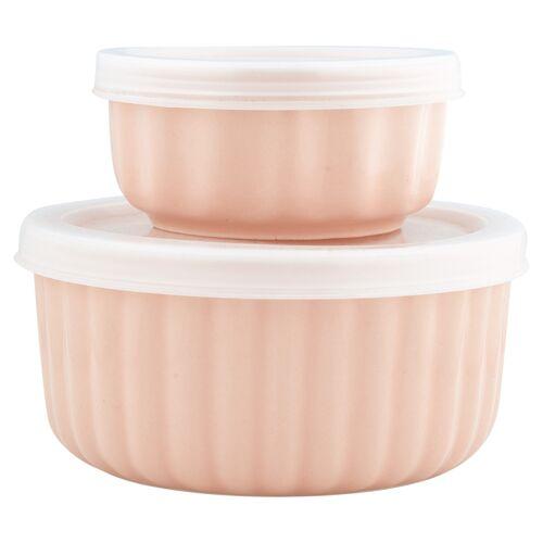Greengate Alice Alice Auflaufförmchen pale pink 6,5 cm Set2 (pink)