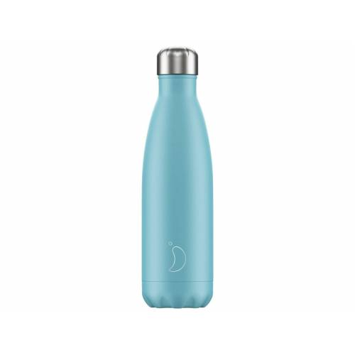 Chillys CHILLY'S CHILLY'S Bottle Pastel Blue 0,5l (blau)