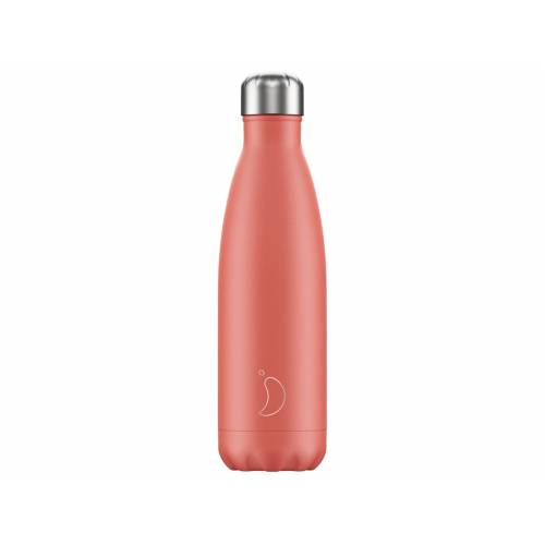 Chillys CHILLY'S CHILLY'S Bottle Pastel Coral 0,5l (rosa)