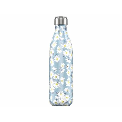 Chillys CHILLY'S CHILLY'S Bottle Floral Daisy 0,75l (blau)