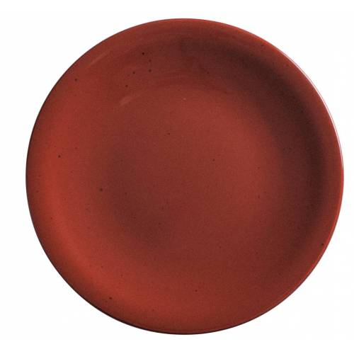 KAHLA siena red Homestyle siena red Pizzateller 31 cm (rot)
