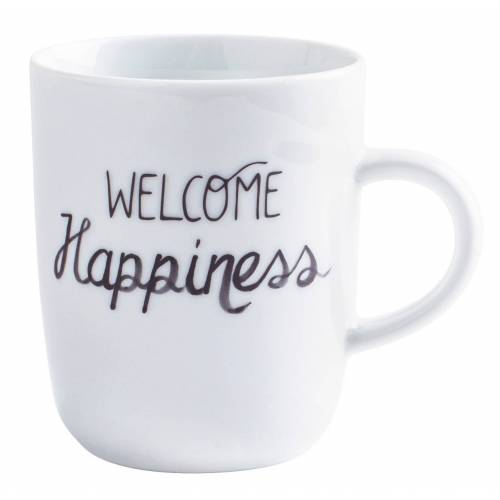 KAHLA Happy Cups Happy Cups Welcome Happiness Becher 0,35 l