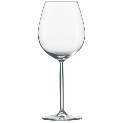 Zwiesel Rotwein SCHOTT ZWIESEL DIVA Rotwein/Wasser (klar)