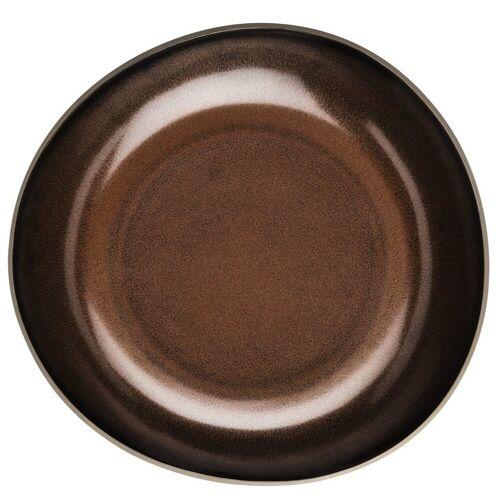 Rosenthal Junto Bronze Junto Bronze Teller tief 28 cm (bronze)