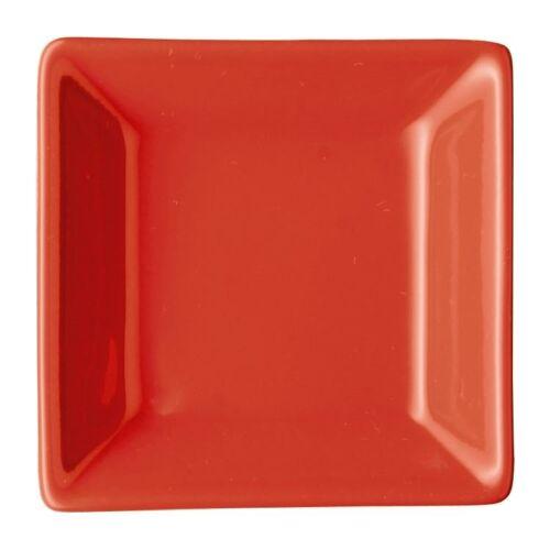 Arzberg Tric Hot Tric Hot Platte quadr. 7 cm (rot)