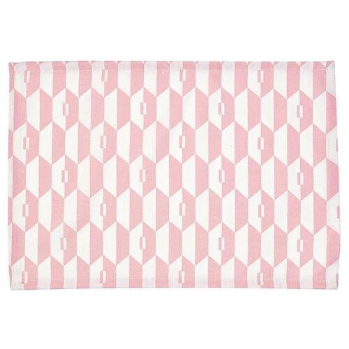 Greengate Aurelie Aurelie Tischset blass pink 40 x 50 cm (pink)