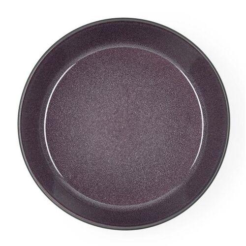 Bitz Black Suppenteller black / lilac 18 cm (lila)
