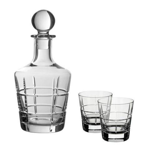 Villeroy & Boch Whiskygläser Ardmore Club Whisky Set 3tlg (klar)