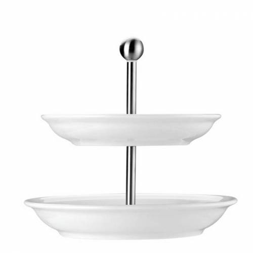 Thomas Trend Weiss Serie Trend weiss Etagere 2tlg. (weiss)