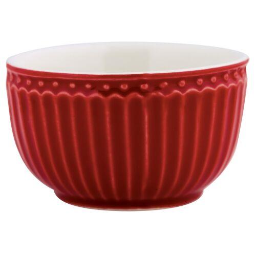 Greengate Alice Alice Min Bowl red 8,5 cm (rot)