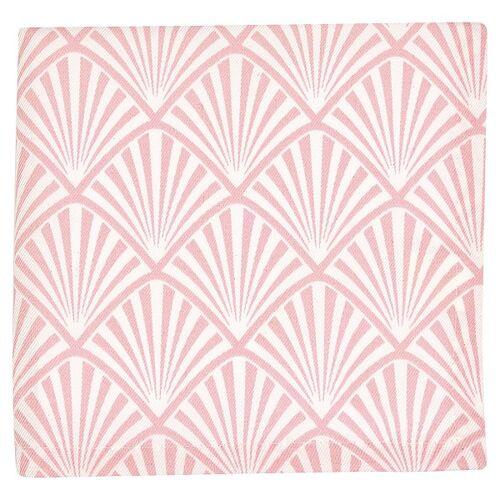 Greengate Celine Celine Stoffserviette blass pink 40 x 40 cm (pink)