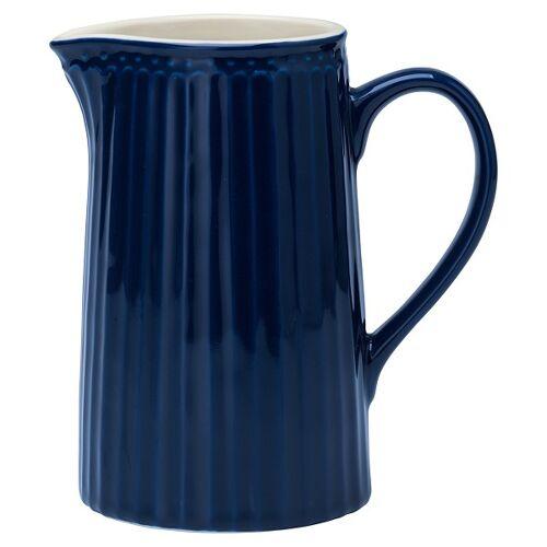 Greengate Alice Alice Krug dark blue 1 l (blau)