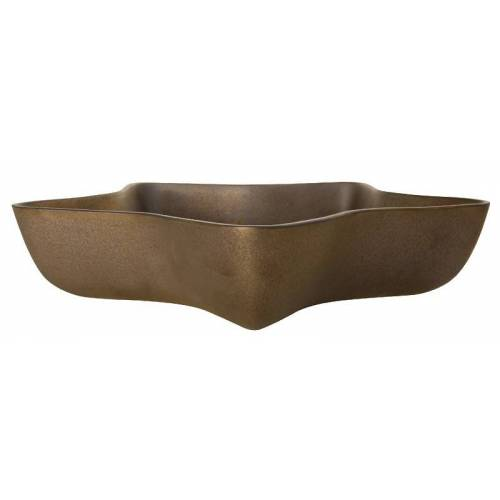 ASA Xmas Xmas Sternschale ferro kupfer 34,5 cm (kupfer)