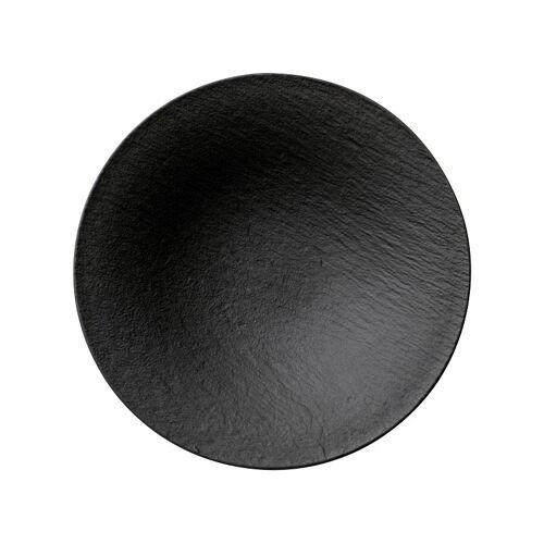 Villeroy & Boch Manufacture Manufacture Rock Schale tief 29cm (schwarz)