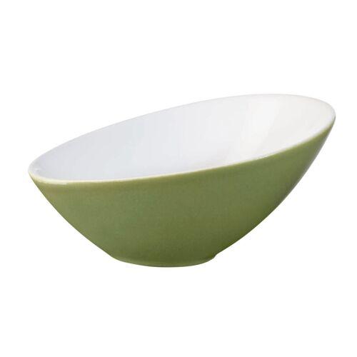 ASA vongole vongole Schale asymmetrisch grün 15,5 cm (grün)