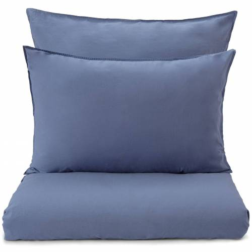URBANARA Kissenbezug Luz Blau