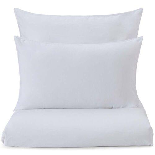 URBANARA Kissenbezug Luz Weiß