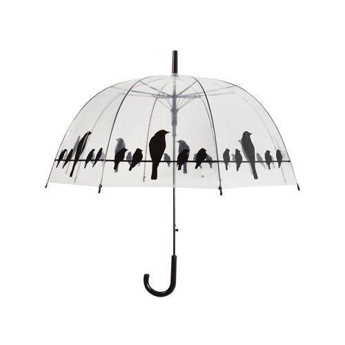 CJ / Vivara Regenschirm mit Vogelsilhouette