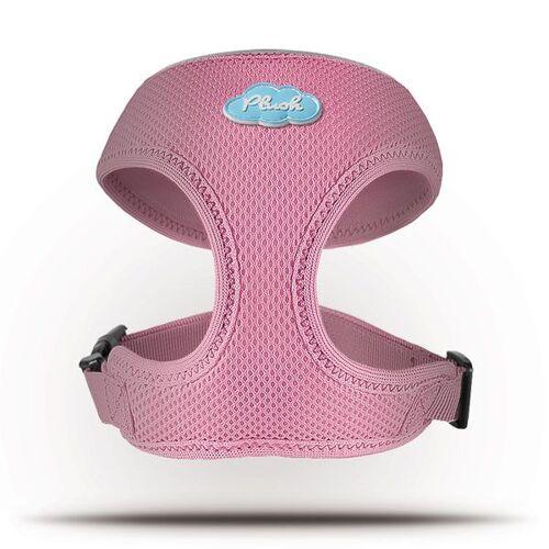 Curli Basic Geschirr Air-Mesh Pink S