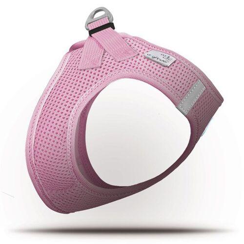 Curli Vest Geschirr Air-Mesh Pink L