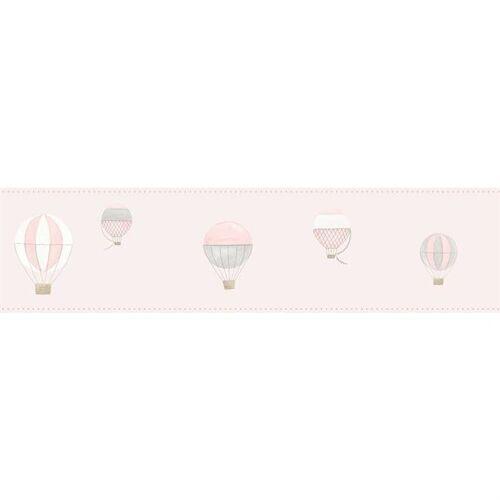 Casadeco My Little World Bordüre Heißluftballons