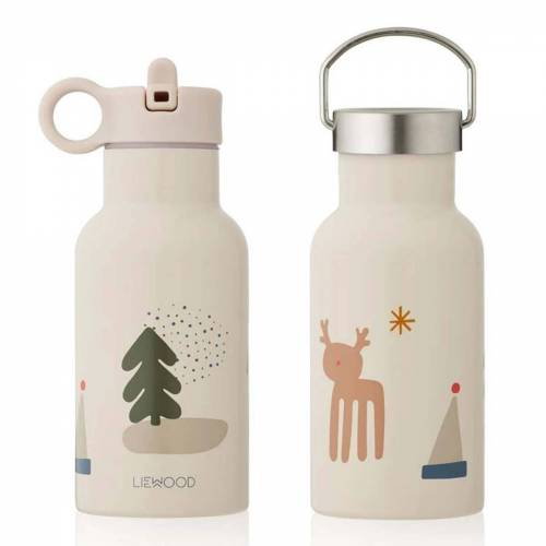 Liewood Trinkflasche Anker - Holiday mix