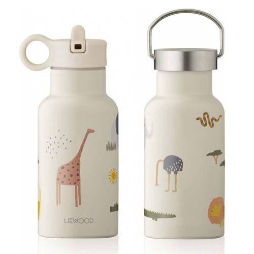 Liewood Trinkflasche Anker - Safari sandy mix