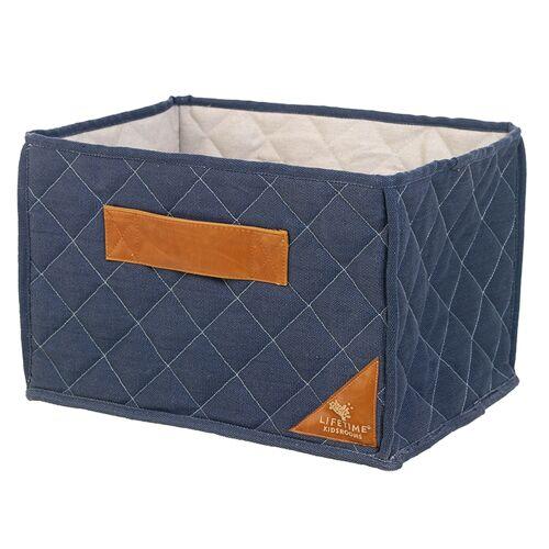 LifeTime Aufbewahrungsbox Blau