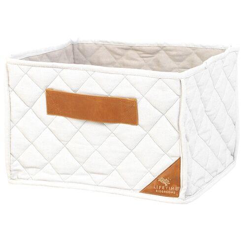 LifeTime Aufbewahrungsbox Weiß