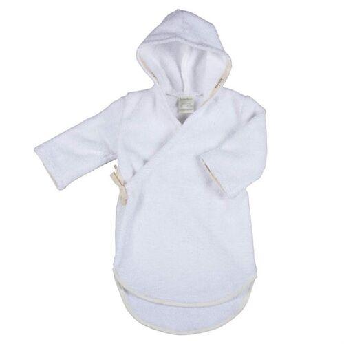 Koeka Baby Bademantel Venice Weiß