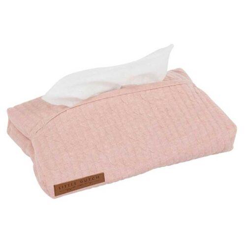 Little Dutch Feuchttücherbezug Pure pink