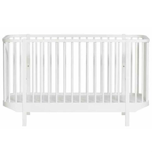Oliver Furniture Babybett Wood weiß