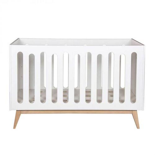 Quax Babybett Trendy Weiß 70 x140 cm