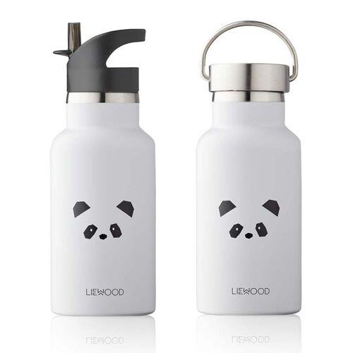 Liewood Trinkflasche Anker - Panda light grey