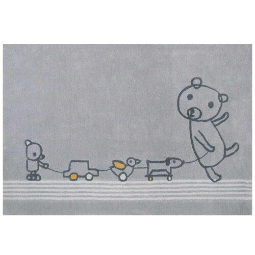 Art for Kids Kinderteppich Spielbär