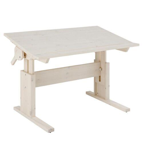 LifeTime Schreibtisch mit neigbarer Platte