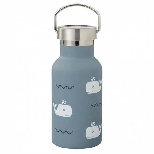 Fresk Thermosflasche Wale