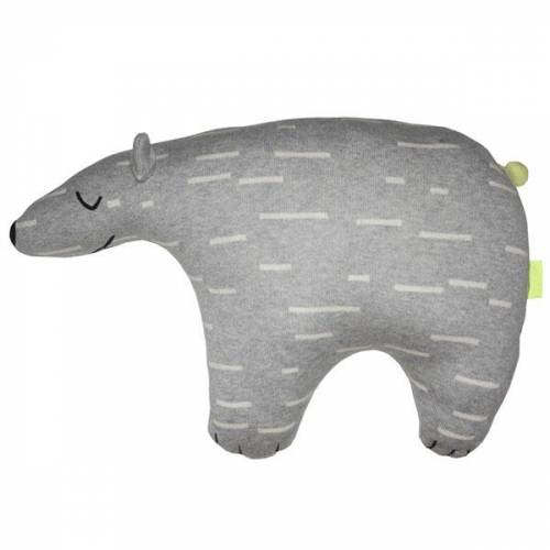 OYOY Kissen Eisbär Knut